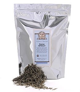 Green Tea: Snow Sprout - 1lb Bag