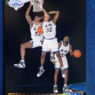 1992/1993 upper deck shaquille o'neal #1b rc magic