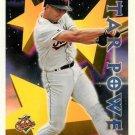 2 cal ripken jr. cards 1996 topps 2002 donruss