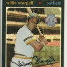 2002 topps archives reserve willie stargell #52 card pirates