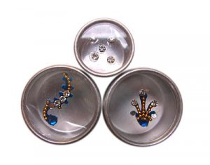 Body Jewelry - Blue Set