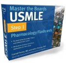 Master the Boards USMLE Step 1 Pharmacology Flashcards