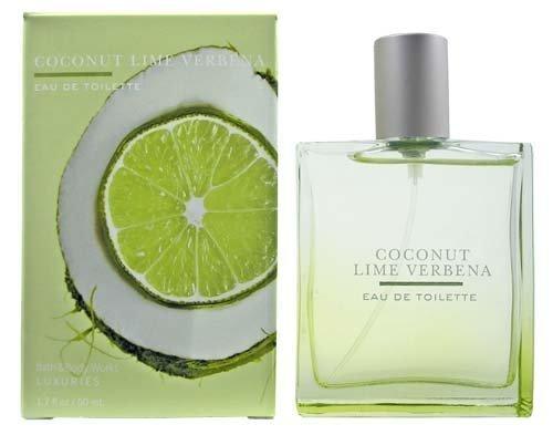 Bath & Body Works Luxuries Coconut Lime Verbena Eau De Toilette 1.7 fl oz