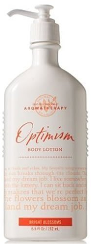 Optimism - Bright Blossoms Bath Body Works AROMATHERAPY Full BODY LOTION by Bath