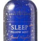 Bath & Body Works Aromatherapy Warm Milk & Honey Sleep Pillow Mist 4 fl oz (118