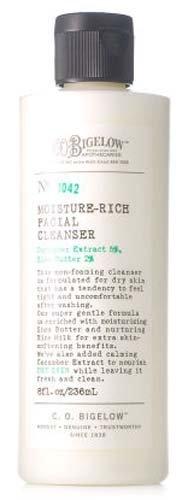 Bath & Body Works C.O. Bigelow No. 1042 Moisture-Rich Facial Cleanser 8 oz (236