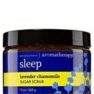 Bath & Body Works Aromatherapy Sleep Lavender Chamomile Sugar Scrub 13 Fl Oz