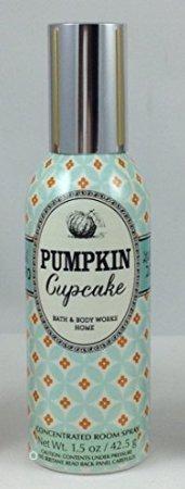Bath & Body Works Home Fragrance Pumpkin Cupcake 1.5 Oz Concentrated Room Spray