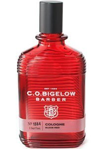 Bath and Body Works C.O Bigelow No.1584 Barber ELIXIR BLACK Cologne 2.5 OZ