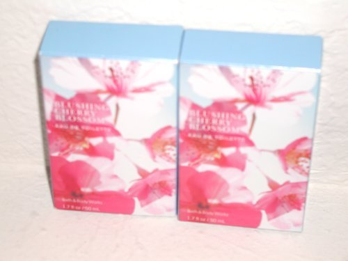 Bath & Body Works Signature Collection Blushing Cherry Blossom Eau De Toilette L