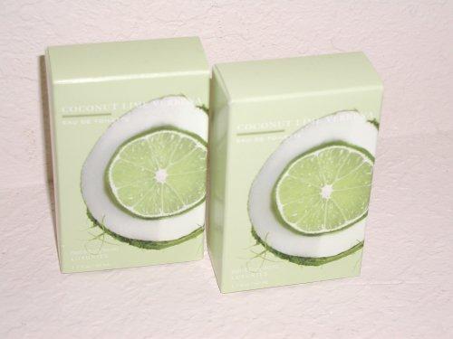 Bath & Body Works Signature Collection Coconut Lime Verbena Eau De Toilette Lot