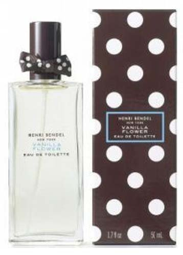 Henri Bendel New York Vanilla Flower Eau De Toilette 1.7 fl oz (50 ml)