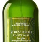 Bath & Body Works Aromatherapy Lemongrass Cardamom Stress Relief Pillow Mist 4 f