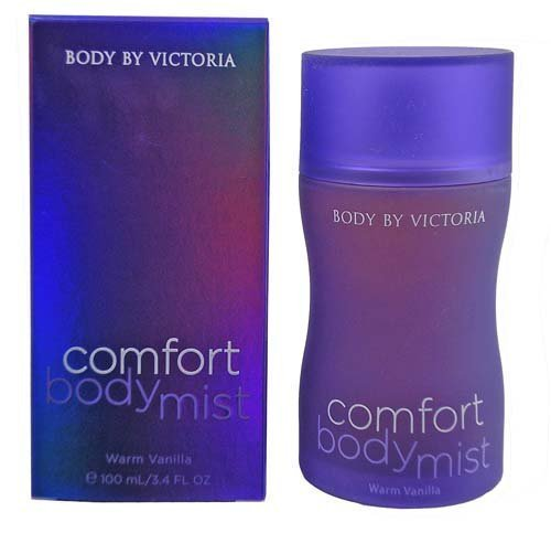 Victoria's Secret Body By Victoria Warm Vanilla Comfort Body Mist 3.4 fl oz