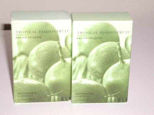 Bath and Body Works Luxuries Tropical Passionfruit Eau De Toilette (EDT), 1.7 fl