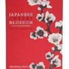 Bath & Body Works Japanese Cherry Blossom Luxuries Eau de Toilette 1.7 oz