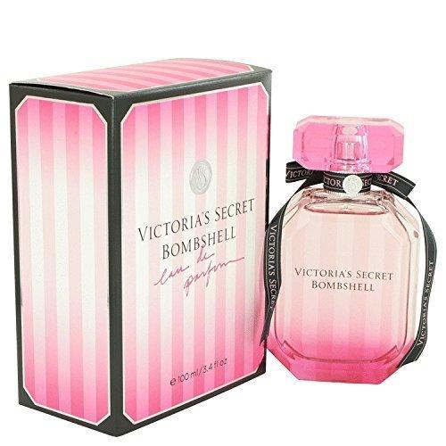 Victoria's Secret Bombshell Eau De Parfum 3.4 Oz Spray
