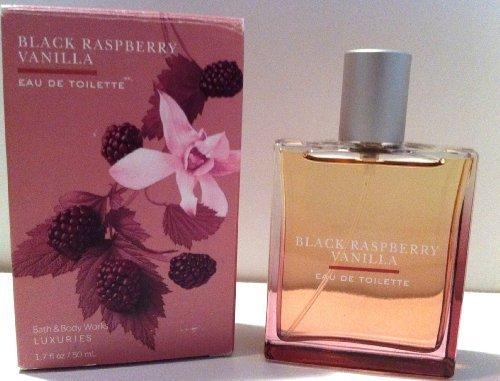 Bath and Body Works Black Raspberry Vanilla Eau de Toilette 1.7 oz