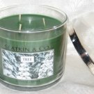 "SLATKIN & CO Holiday """"TREE"""" 3-Wick Candle 14.5oz Bath & Body Works"