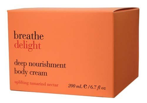 Bath & Body Works Breathe Delight Deep Nourishment Body Cream - Uplifting Tamari