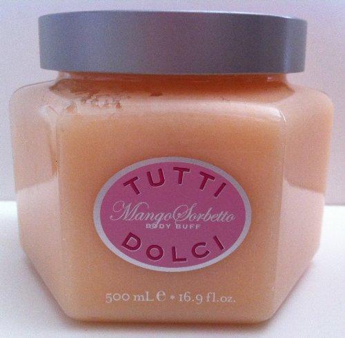 Bath & Body Works Tutti Dolci Mango Sorbetto Body Polish 16.9 Oz