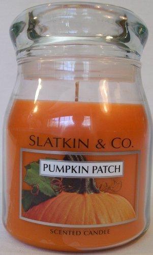 Bath and Body, Slatkin & Co. 14.5oz Jar Candle - Pumpkin Patch