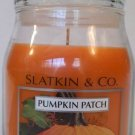 Bath and Body, Slatkin & Co. 14.5oz Jar Candle - Pumpkin Patch