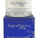 Aquatanica Spa Sea Moisture Facial With Pearl Protein by Bath & Body Works 2 oz