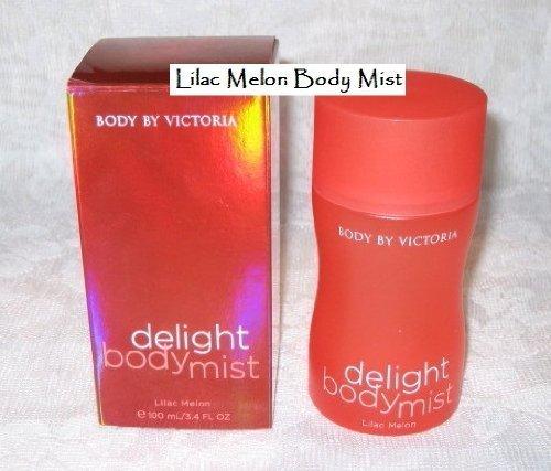 Victoria's Secret Body By Victoria Delight Body Mist ~ Lilac Melon ~ 3.4 fl. oz.