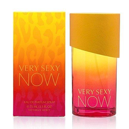 Very Sexy Now for Her by Victoria's Secret 2.5 oz Eau de Parfum Spray Yellow Box