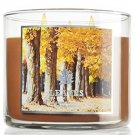 Bath & Body Works 14.5 ounces 3-wick Candle Leaves Limited Edition for 2013