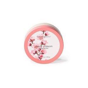 Bath & Body Works Pleasures Cherry Blossom Body Butter, 7 oz.