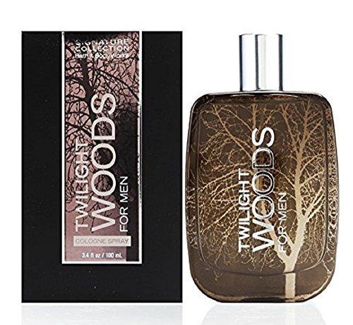 Bath & Body Works Twilight Woods for Men Cologne Spray 3.4 Fl Oz