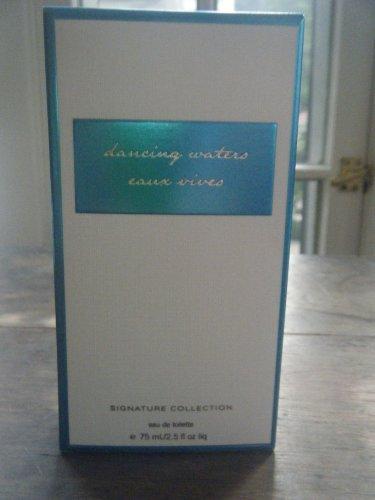 Bath and Body Works DANCING WATERS Eau De Toilette Perfume 2.5 FL OZ