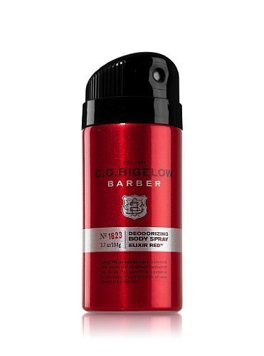 Elixir Red Deodorizing Body Spray No 1623 3.7oz