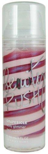Victoria's Secret Beauty Rush Grapesicle Body Glimmer Swirl Cream 5 oz (150 ml)