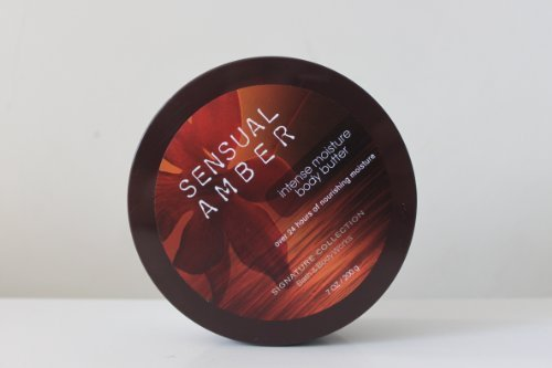 Senual Amber Intense Moisture Body Butter 7 Oz.