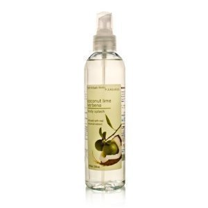 Bath & Body Works Pleasures 8.0 Oz / 236 Ml Coconut Lime Verbena Body Splash by