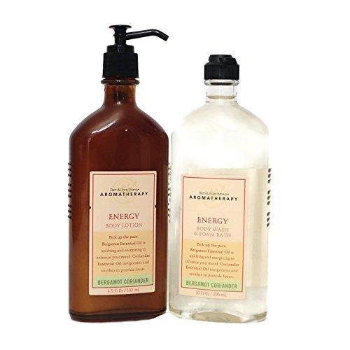 Bath and Body Works Aromatherapy Sleep Energy Sensual Stress Relief Sleep Lotion