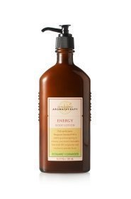 Bath & Body Works Aromatherapy Energy - Bergamot & Coriander Body Lotion Twin-pa