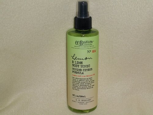 C.O. Bigelow Lemon & Lime Body Tonic Toning Citrus Formula No 1814 Bath & Body W