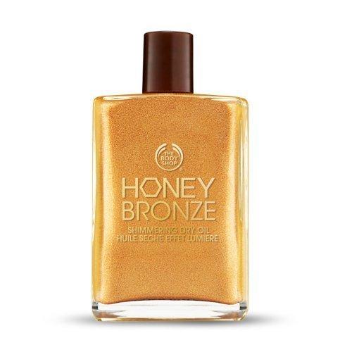 The Body Shop Honey Bronze Shimmering Dry Oil #02 Honey Gold