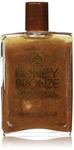 The Body Shop Honey Bronze Shimmering Dry Oil - Honey Kissed 3.3oz