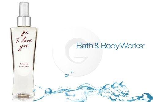 Bath and Body Works P.S. I Love You Fragrance Mist, 8 fl oz