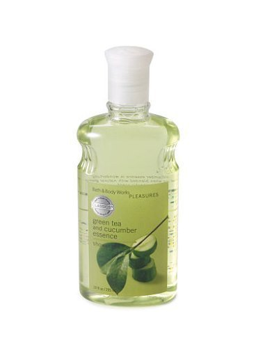 Bath & Body Works Classics Green Tea and Cucumber Essence Pleasures Collection S