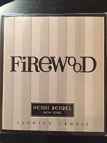 Bath & Body Works Henri Bendel New York Firewood Scented Candle 9.4 oz