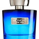 Bath and Body Works Signature Collection Midnight for Men Cologne, 3.4 FL Ounce