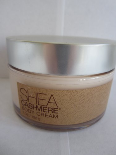Bath and Body Works Shea Cashmere Body Cream