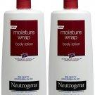 Neutrogena Norwegian Formula Moisture Wrap Daily Repair Body Lotion, 15.2 oz / 4