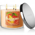 Bath & Body Works Slatkin & Co Market Peach 3 Wick 14.5 Oz Candle